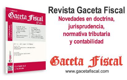 Revista Gaceta Fiscal